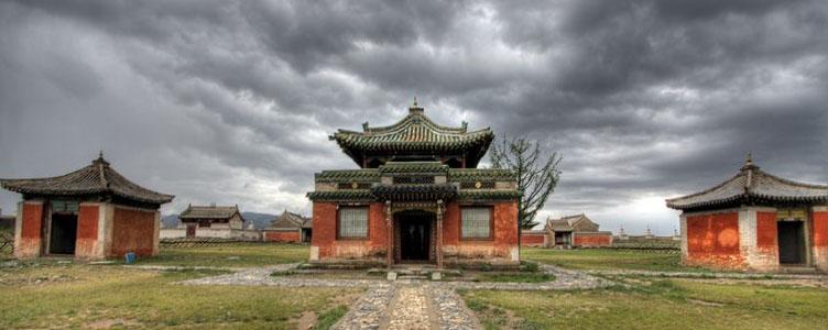 Temples Erdene Zuu voyage Mongolie