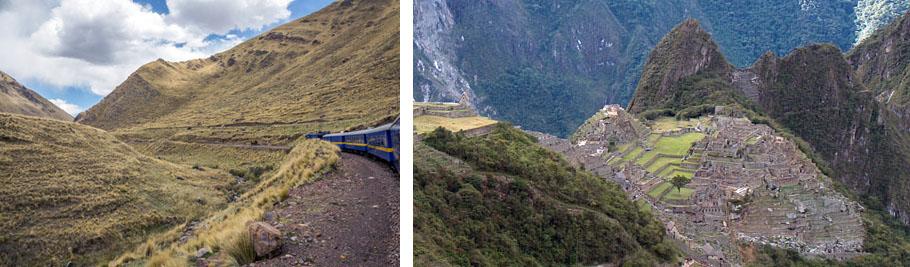 Train des Andes Pérou Samsara Voyages