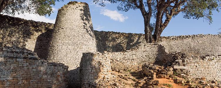 Le site du Great Zimbabwe avec Samsara Voyages