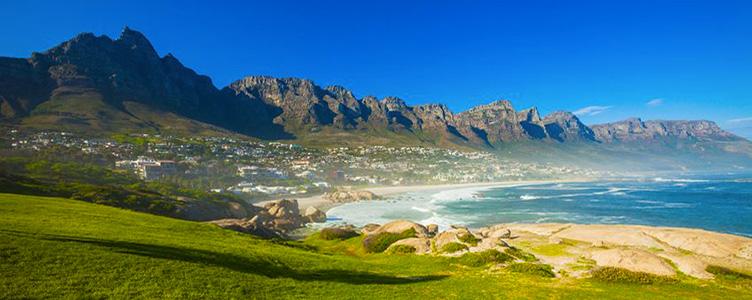 Le cap en Afrique du Sud avec Samsara