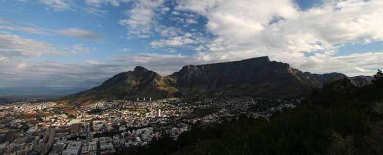 Cape town voyage Afrique