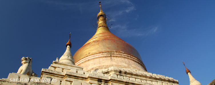 Voyage circuit Myanmar Samsara