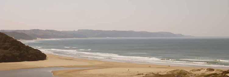 Wild coast Afrique du Sud