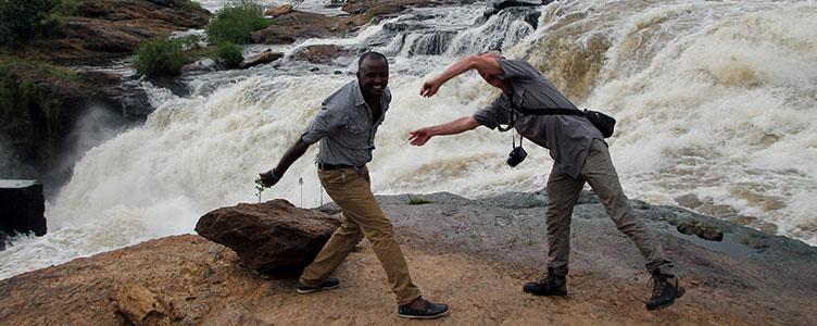 Safari dans le Parc Murchison lors d'un circuit en Ouganda