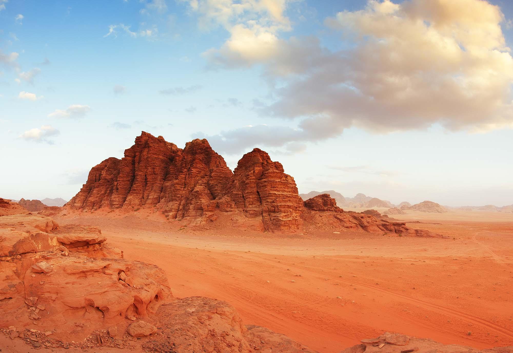 Dans le désert du Wadi Rum avec Samsara Voyages, en Jordanie