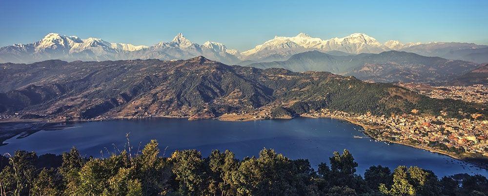 Sarangkot au Népal, Pokhara avec Samsara Voyages